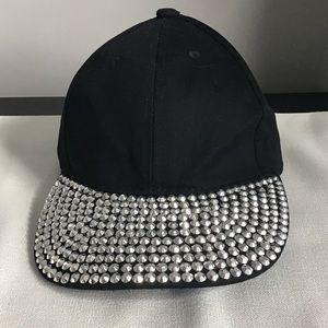 Accessories - Women's bling baseball hat NWOT
